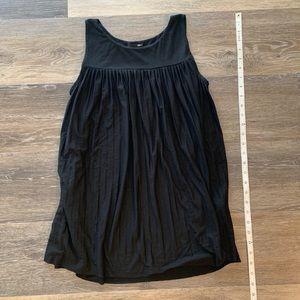 H&M - flowy, babydoll top/tunic/mini dress